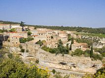 Minerve Stock Photo