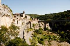 Minerve Village - France Royalty Free Stock Images