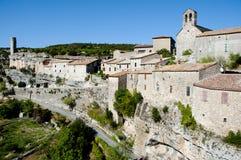 Minerve Village - France Royalty Free Stock Photos
