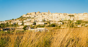 Minervino Murge,  Puglia Stock Photo