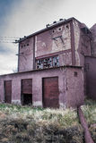 Mines abandonnées d'Alquife Photographie stock libre de droits