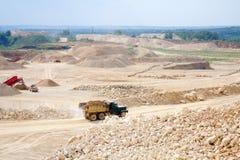 Mines de dolomite photos libres de droits