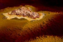 Mines de Riotinto en Espagne photographie stock libre de droits