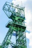 Mines tower Zeche Carl Funke city of Essen Royalty Free Stock Photo