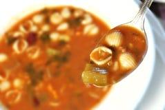 Minestone Soup Royalty Free Stock Photos
