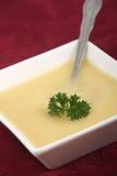 minestra crema rapa/della pastinaca Immagini Stock Libere da Diritti