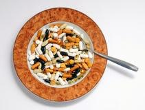 Minestra delle vitamine Fotografie Stock