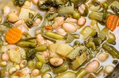 Minestra di verdura Immagini Stock Libere da Diritti
