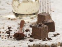 Minestra fatta a mano Fotografie Stock Libere da Diritti