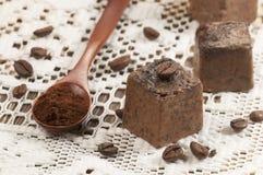 Minestra fatta a mano Fotografia Stock