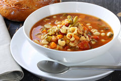 Minestrone Stock Images