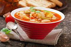 Minestrone Stock Image