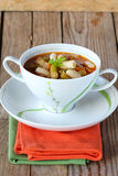 Minestrone soup Stock Images