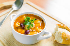 Free Minestrone Soup Stock Images - 57350244