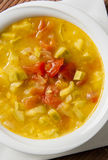 Minestrone soup Royalty Free Stock Image