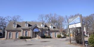 Mineur et clinique de premier soins, Memphis Arkansas occidental Photographie stock