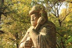 ming南京的陵墓xiaoling 库存图片