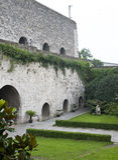 Ming City Wall del portone di Nanchino Zhonghua Immagine Stock Libera da Diritti