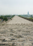 Ming City Wall of Nanjing Zhonghua Gate Royalty Free Stock Image