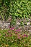 Ming Dynasty City Wall en la primavera fotos de archivo