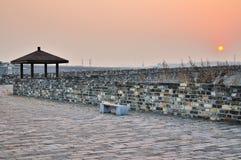 Ming Dynasty City Wall Royalty Free Stock Photos