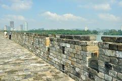 Ming Dynasty City Wall Stock Photos