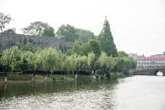 Ming Dynasty City Wall Royalty Free Stock Photo