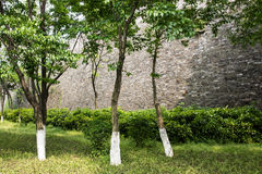 Ming Dynasty City Wall Stock Images