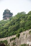 Ming Dynasty City Wall Royalty Free Stock Images