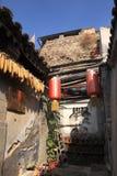 Ming Dynasty-Dorf von Cuandixia lizenzfreie stockfotos