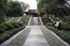 Ming Dynasty Temple Stock Photo