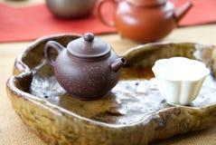 Ming Dynasty Yixing Clay Teapot fotografia de stock