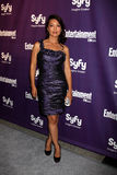 Ming-Na. Arriving at the SyFy / Entertainment Weekly Party at the Hotel Solamar J6 Bar in San Diego, CA on July 25, 2009 2009  Kathy Hutchins / Hutchins Photo Stock Images