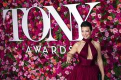 Ming-Na Wen bei Tony Awards 2018 Stockbilder