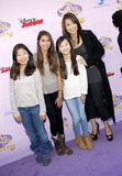 Ming-Na Wen. At the Los Angeles premiere of `Sofia the First: Once Upon a Princess` held at the Disney Studios in Los Angeles, United States on November 10 Stock Images