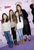 Ming-Na Wen. At the Los Angeles premiere of `Sofia the First: Once Upon a Princess` held at the Disney Studios in Los Angeles, United States on November 10 Royalty Free Stock Images