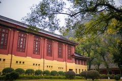 Ming Prince Herrgård i Guilin, Kina royaltyfri bild