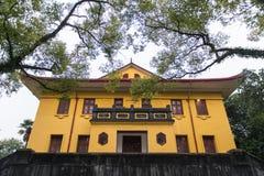 Ming Prince Herrgård i Guilin, Kina arkivbild