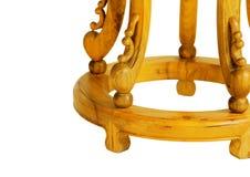 Ming-stil möblemang av ädelträ Arkivfoto