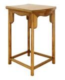 Ming-style furniture of hardwood Stock Image