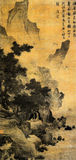 Ming Tang Yin Spring painting. Eastphoto, tukuchina, Ming Tang Yin Spring painting, Still life, Painting Stock Photo