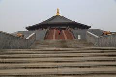 Ming Temple Exterior Lizenzfreie Stockbilder