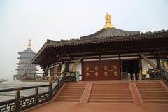 Ming Temple Exterior Lizenzfreie Stockfotos