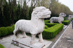 Ming tombs Royalty Free Stock Photography