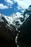 Ming-Yong Glacier, montagna della neve di Mei-Li Immagini Stock