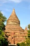Mingalazedipagode in Bagan, Myanmar Stock Foto