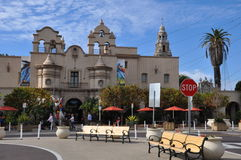 Mingei International Museum at Balboa Park in San Diego, California Stock Photo