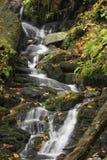 Mingo понижается водопад Стоковое фото RF