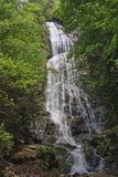 Mingo Falls Royalty Free Stock Photo