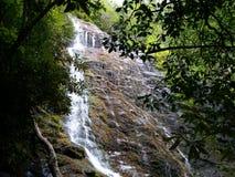 Mingo Falls Cherokee, Carolina del Norte Imagen de archivo libre de regalías